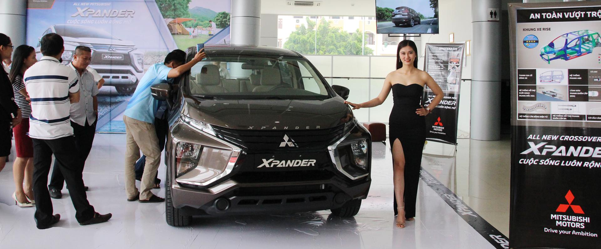 Lễ ra mắt Xpander tại Mitsubishi Quảng Ngãi
