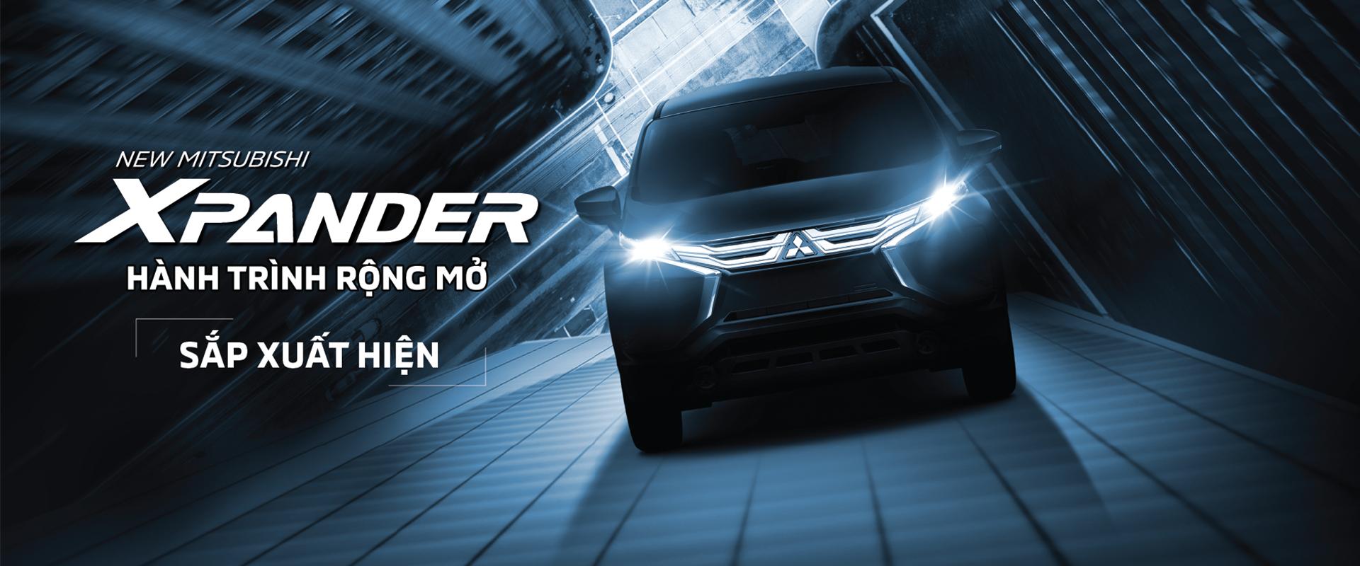 Mitsubishi Xpander 2020 Mới – Hành Trình Rộng Mở